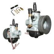 CARBURETOR P2R 19 -TYPE PHBG (FLEXIBLE ASSEMBLY-WITH LUBRIFICATION-WITH DEPRESSION-) CHOKE CABLE)-P2R,