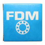 ROULEMENT DE ROUE 6202-2RS FDM 15x35x11 ADAPTABLE DERBI 50 SENDA DRD AV+AR, GPR 50 AV+AR/GILERA 50 SMT AV+AR, RCR AV+AR/MBK 50 X-POWER AR/YAMAHA 50 TZR AR (VENDU A L'UNITE)