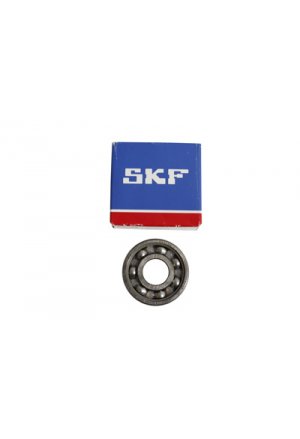 BEARING FOR CRANKSHAFT 6302 QR (16x42x13) SKF STEEL FOR MBK 51, 41, 88, CLUB (SOLD PER UNIT)