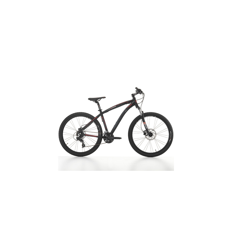 Bicycle Mtb 275 Jumpertrek Sleek Alu Men 21v Freins Disque