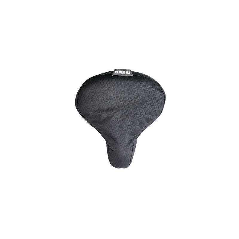 couvre selle velo basil noir waterproof p2r. Black Bedroom Furniture Sets. Home Design Ideas
