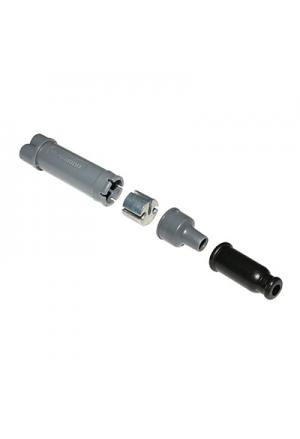 DEDOUBLEUR CABLE DE GAZ/POMPE A HUILE (DIAM 6,8mm) (COURSE 36mm) DOMINO