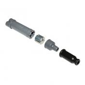 DEDOUBLEUR CABLE DE GAZ/POMPE A HUILE (DIAM 6,8mm) (COURSE 36mm) -DOMINO ORIGINE-
