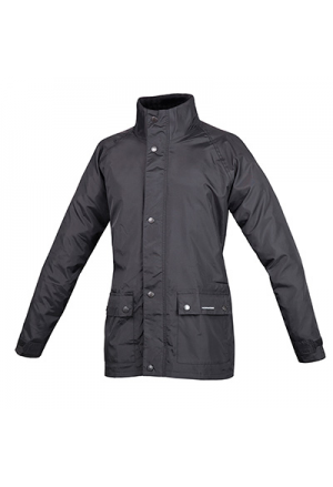 RAIN JACKET TUCANO SET DILUVIO PLUS BLACK L