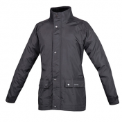 RAIN JACKET TUCANO SET DILUVIO PLUS BLACK XL