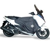 TABLIER COUVRE JAMBE TUCANO POUR HONDA 125 FORZA 2015 (R176C-N) (THERMOSCUD)