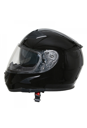CASQUE INTEGRAL ADX XR3 UNI NOIR BRILLANT XXL (DOUBLE ECRANS)