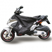 TABLIER COUVRE JAMBE TUCANO POUR GILERA 125 RUNNER 2006, 50 RUNNER 2006 (R158-N) (THERMOSCUD)
