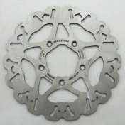 DISQUE DE FREIN SCOOT MALOSSI WHOOP POUR PIAGGIO 50 NRG MC3/GILERA 50 RUNNER AV (EXT 220mm, 5 TROUS)