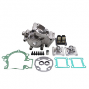 ENGINE CRANKCASE MOPED POLINI FOR MBK 51 (DELIVERED WITHOUT BEARINGS) (170.0110)