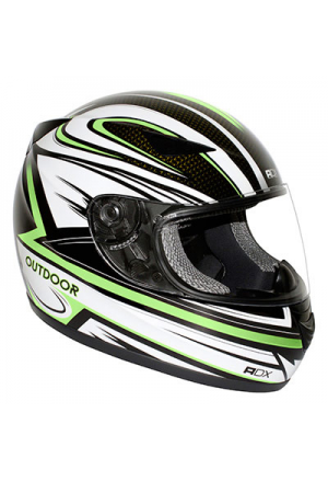 CASQUE INTEGRAL ADX XR1 OUTDOOR VERT XL
