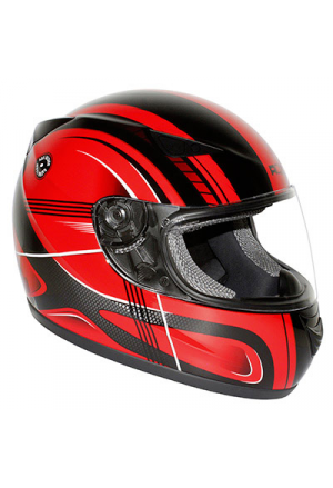 CASQUE INTEGRAL ADX XR1 RACING FUSION ROUGE XL