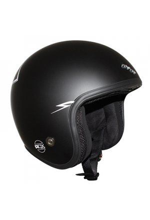 CASQUE JET ADX LEGEND MAGIC RIDER NOIR MAT L