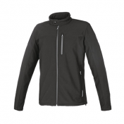 SOFT SHELL JACKET TUCANO OVETTO BLACK (ALL SEASONS) S56-58 (XL)
