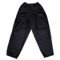 RAIN PANTS ADX ECO BLACK M (SNAPS+ ELASTIC BAND + CARRYING BAG)