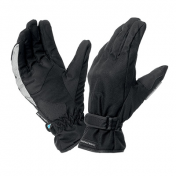 GLOVES TUCANO-AUTOMN/WINTER HUB BLACK T11 (XL) (APPROVED EN 13594)