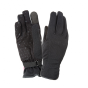 GLOVES TUCANO-AUTOMN/WINTER LADY NEW MARY BLACK T10 (L) (APPROVED EN 13594)