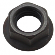 CRANK NUT - ALGI Ø 10x125 WITH SERRATED BASE (00340000) (VENDU A L'UNITE)
