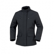 JACKET 4 SEASONS TUCANO 4TEMPI LADY 2G MEDIUM LENGTH - BLACK SIZE 42
