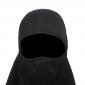 "BALACLAVA TUCANO BURIAN JET BLACK ""ONE-SIZE"" (FOR OPEN FACE OR FLIP UP HELMET)"