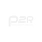 HELMET-FULL FACE MT RAPIDE OVERTAKE GREY/RED MATT XL (SINGLE VISOR- PINLOCK READY)