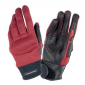 GLOVES TUCANO - SPRING/SUMMER CALAMARO -FOR LADY- BURGUNDY T 9 (M) (APPROVAL 13594)