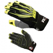 GLOVES ADX - CROSS MX1 LAZYBOY YELLOW T12 (XXL) (UPPER TEXTILE/PALM IN SYNTHETIC LEATHER AMARA)