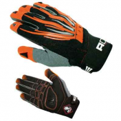 GLOVES ADX - CROSS MX1 LAZYBOY ORANGE T12 (XXL) (UPPER TEXTILE/PALM IN SYNTHETIC LEATHER AMARA)