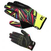 GLOVES ADX - CROSS MX1 FREERIDE T12 (XXL) (UPPER TEXTILE/PALM IN SYNTHETIC LEATHER AMARA)