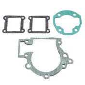 GASKET CRANKCASE MOTOR MOPED POLINI FOR CARTER POLINI MBK MBK 51 (SET)