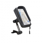 SMARTPHONE/GPS HOLDER - SHAD ON MIRROR (FOR PHONE 160X80mm)(X0SG61M)