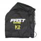 HELMET-CROSS ENDURO FIRST RACING K2 GREY/FLUO/BLACK XS