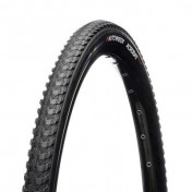 TYRE FOR URBAN BIKE/TREKKING 700 X 37 HUTCHINSON ACROBAT PROTECT AIR BLACK - RIGID (37-622)