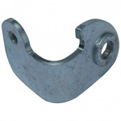 UPPER BRACKET FOR PULLEY HOUSING FOR MOPED MBK 51 -SELECTION P2R-