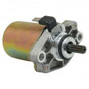 ELECTRIC STARTER FOR 50cc MOTORBIKE DERBI 50 SENDA 1996>2005 (ENGINE DERBI EURO 2) -SELECTION P2R-