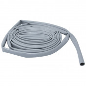 GFLEXIBLE SLEEVE FOR WIRE BUNDLE 12x13.1 mm GREY (5M) -SELECTION P2R-