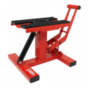 MOTORCYCLE LIFT STAND (FOR DIRT BIKE) P2R - WITH FOOT PEDAL - 4 LEVELS SETTINGS (HEIGHT 75/135/250/460 mm)