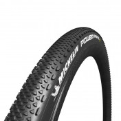 TYRE FOR GRAVEL BIKE - 700 X 40 MICHELIN POWER-BLACK- TUBELESS READY 340g FOLDABLE (40-622)