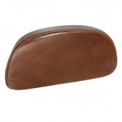 "BACK REST - REAL LEATHER ""PIAGGIO GENUINE PART"" 50-125 VESPA LX TOURING 2010> BROWN -"