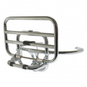 "REAR LUGGAGE RACK ""PIAGGIO GENUINE PART"" 125-250-300 VESPA GTS CHROME -"