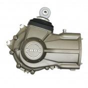 CARTER DE TRANSMISSION COMPLET ORIGINE MOTO-GUZZI 1100 BREVA, GRISO 2005>2008 -GU400122400100 -ZZZ GU400122400100-