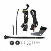 "MOUNTING KIT FOR PIAGGIO SOUND SYSTEM ""PIAGGIO GENUINE PART"" 300-500 MP3 2014> -"