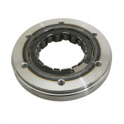 "COMPLETE FREEWHEEL (6 HOLES) ""PIAGGIO GENUINE PART"" COMMON TO THE RANGE MAXISCOOTER 300-350-400-500 -"