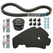 """MAINTENANCE KIT """"PIAGGIO GENUINE PARTS"""" 500 BEVERLY 2005>, 500 X10 2012>/GILERA 500 FUOCO 2007> (WITH SLIDING GUIDES - WITHOUT BRAKE PADS) -1R000402-"""