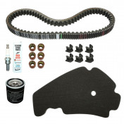 "MAINTENANCE KIT ""PIAGGIO GENUINE PART"" 300 MP3 ABS 2014> (WITH VARIATOR SLIDING GUIDES - WITHOUT BRAKE PADS) -1R000403-"