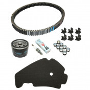 """MAINTENANCE KIT """"PIAGGIO GENUINE PARTS"""" 500 MP3 2014> ((WITH SLIDING GUIDES) - WITHOUT BRAKE PADS) -1R000401-"""