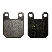 "BRAKE PADS - ""PIAGGIO GENUINE PART"" GILERA 50 SMT FRONT+AR, RCR FRONT+REAR /APRILIA 50 RS REAR, RX REAR, SX REAR (AJP) -"
