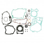 "COMPLETE ENGINE GASKET SET ""PIAGGIO GENUINE PART"" 125 MP3, X7, BEVERLY, X10, VESPA GTS/GILERA 125 NEXUS/APRILIA 125 SR MAX (MOTEUR INJECTION) -497554-"