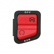 """ENGINE STOP SWITCH """"PIAGGIO GENUINE PART"""" 125 FLY 2012>, 300 BEVERLY 2016> -642671-"""