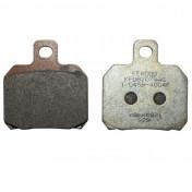 """BRAKE PADS - """"PIAGGIO GENUINE PART"""" 125-250-500 X9 FRONT+REAR, 400-500 BEVERLY FRONT/APRILIA 1000 RSV REAR, 1000 TUONO REAR (BREMBO) -647076-"""